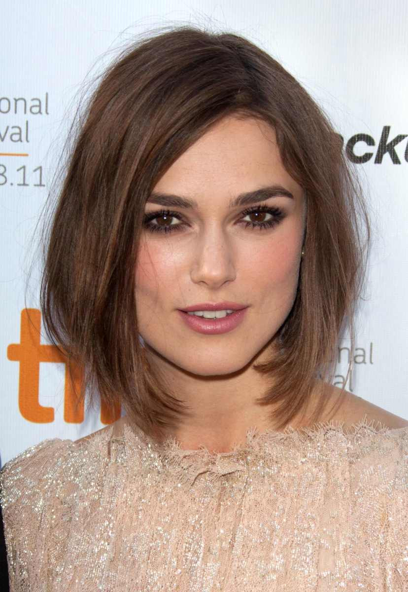Best ideas about Medium Straight Haircuts . Save or Pin 15 of the Best Hairstyles for Medium Length Straight Hair Now.