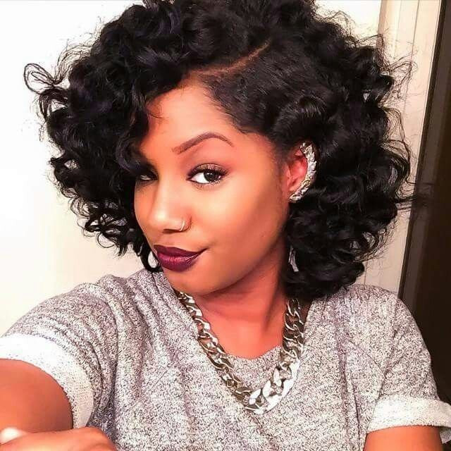 Best ideas about Medium Weave Hairstyles . Save or Pin 7 Short Weave Hairstyles That Are Perfect for Summer Now.