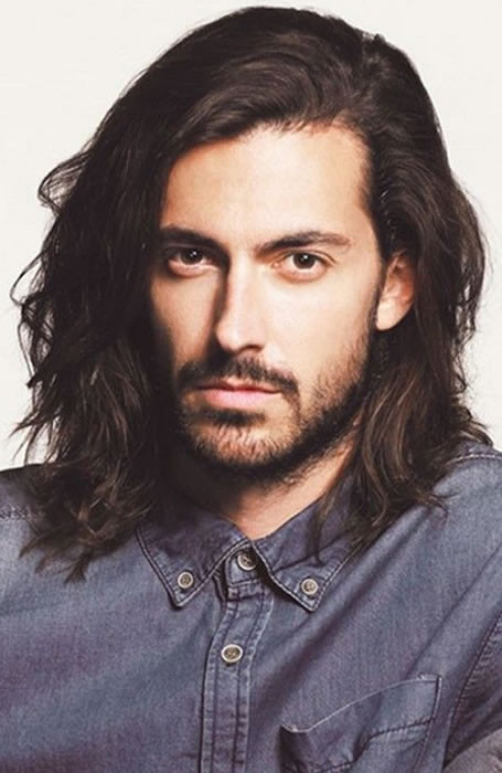 Best ideas about Men Long Wavy Hairstyles . Save or Pin 40 The Best Men's Long Hairstyles Now.