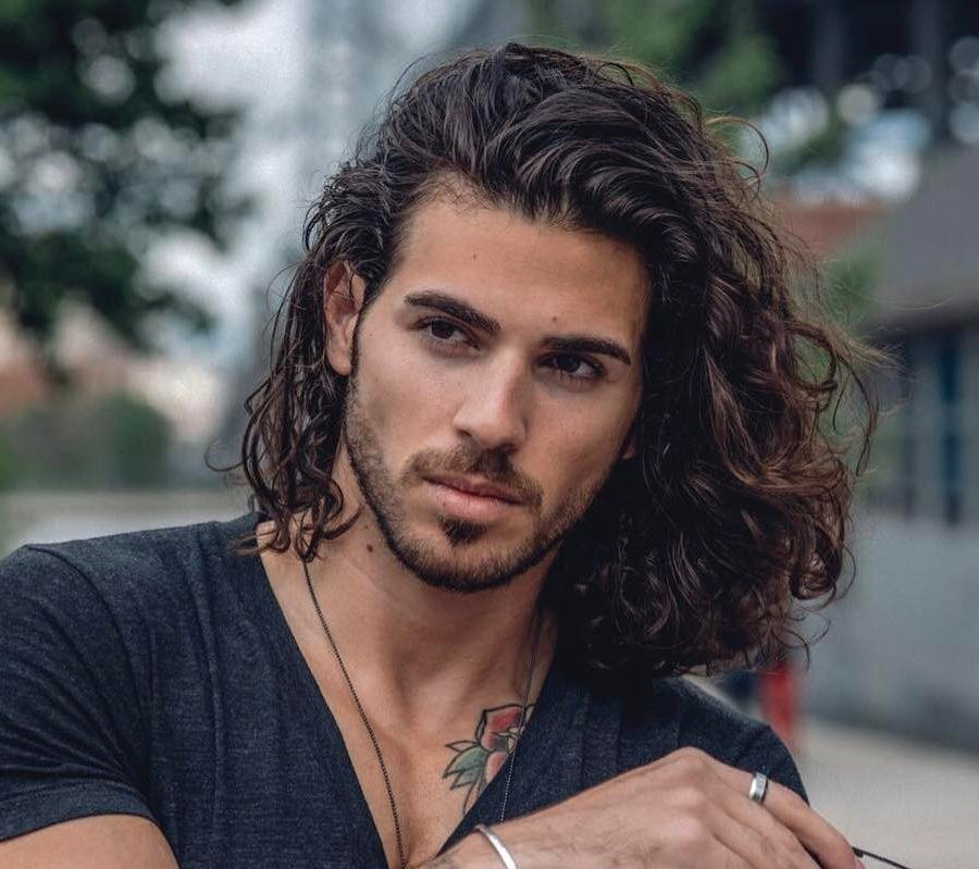 Best ideas about Men Long Wavy Hairstyles . Save or Pin The Best Men s Hairstyles For Long Hair To Try In 2018 Now.