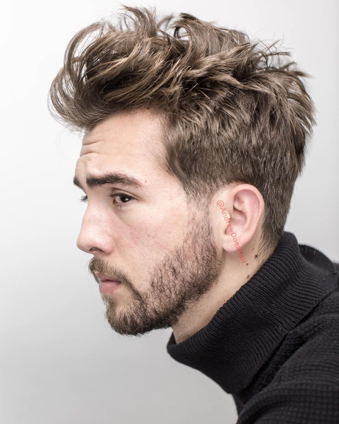 Best ideas about Men Medium Length Hairstyles . Save or Pin Medium Length Haircuts For Men 2018 Update Now.