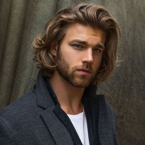 Best ideas about Men Medium Length Hairstyles . Save or Pin I m doing it I m letting my hair grow out Now.