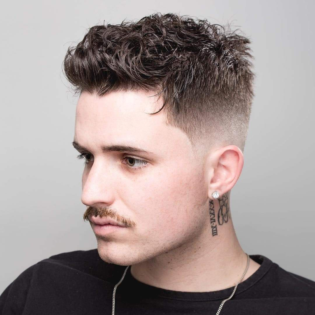 Best ideas about Mens 2019 Haircuts . Save or Pin 5 Short Haircuts For Men 2019 – LIFESTYLE BY PS Now.