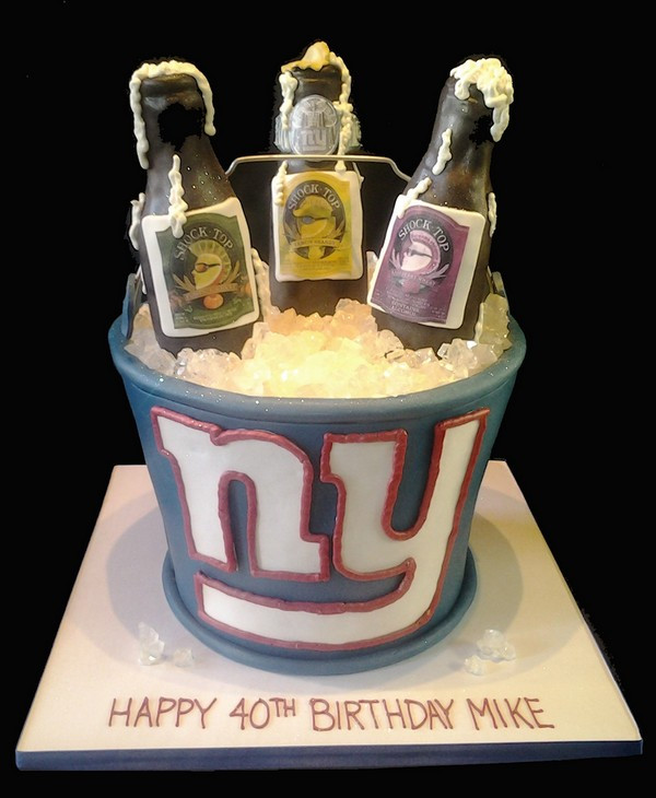 Best ideas about Mens 40th Birthday Cake . Save or Pin 24 Birthday Cakes for Men of Different Ages My Happy Now.