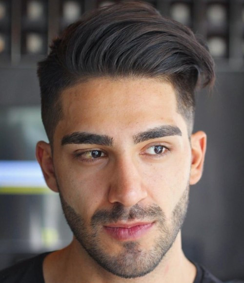 Best ideas about Mens Comb Over Haircuts . Save or Pin 40 Superb b Over Hairstyles for Men Now.