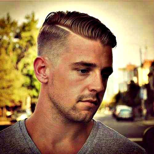 Best ideas about Mens Comb Over Haircuts . Save or Pin 23 b Over Fade Haircuts Now.