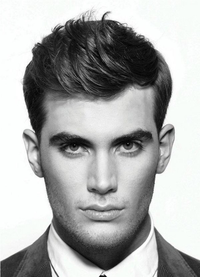 Best ideas about Mens Comb Over Haircuts . Save or Pin 20 Different Hairstyles For Men Feed Inspiration Now.