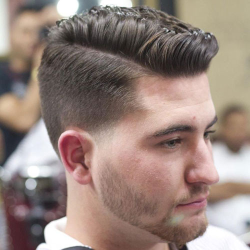 Best ideas about Mens Comb Over Haircuts . Save or Pin 25 Best Men's Haircuts Badass Hairstyles For Guys 2019 Now.