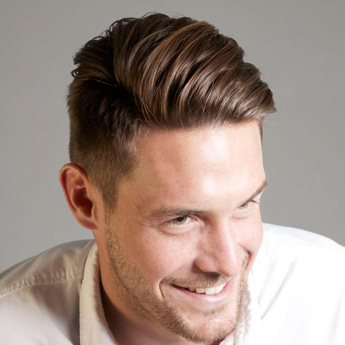 Best ideas about Mens Comb Over Haircuts . Save or Pin 31 Best b Over Hairstyles For Men 2019 Guide Now.