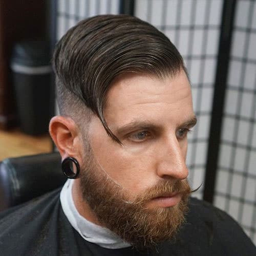 Best ideas about Mens Comb Over Haircuts . Save or Pin 30 Best b Over Fade Haircuts [2019 Guide] Now.