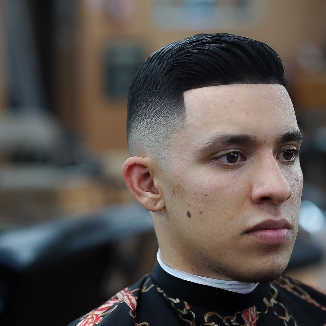 Best ideas about Mens Fade Hairstyle . Save or Pin 27 Fade Haircuts For Men Now.