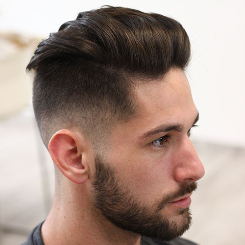 Best ideas about Mens Fade Hairstyle . Save or Pin 35 Best Men s Fade Haircuts The Different Types of Fades Now.