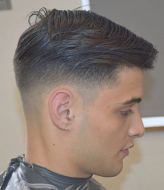 Best ideas about Mens Fade Hairstyle . Save or Pin Introducing The Taper Fade An Essential For Modern Men s Now.