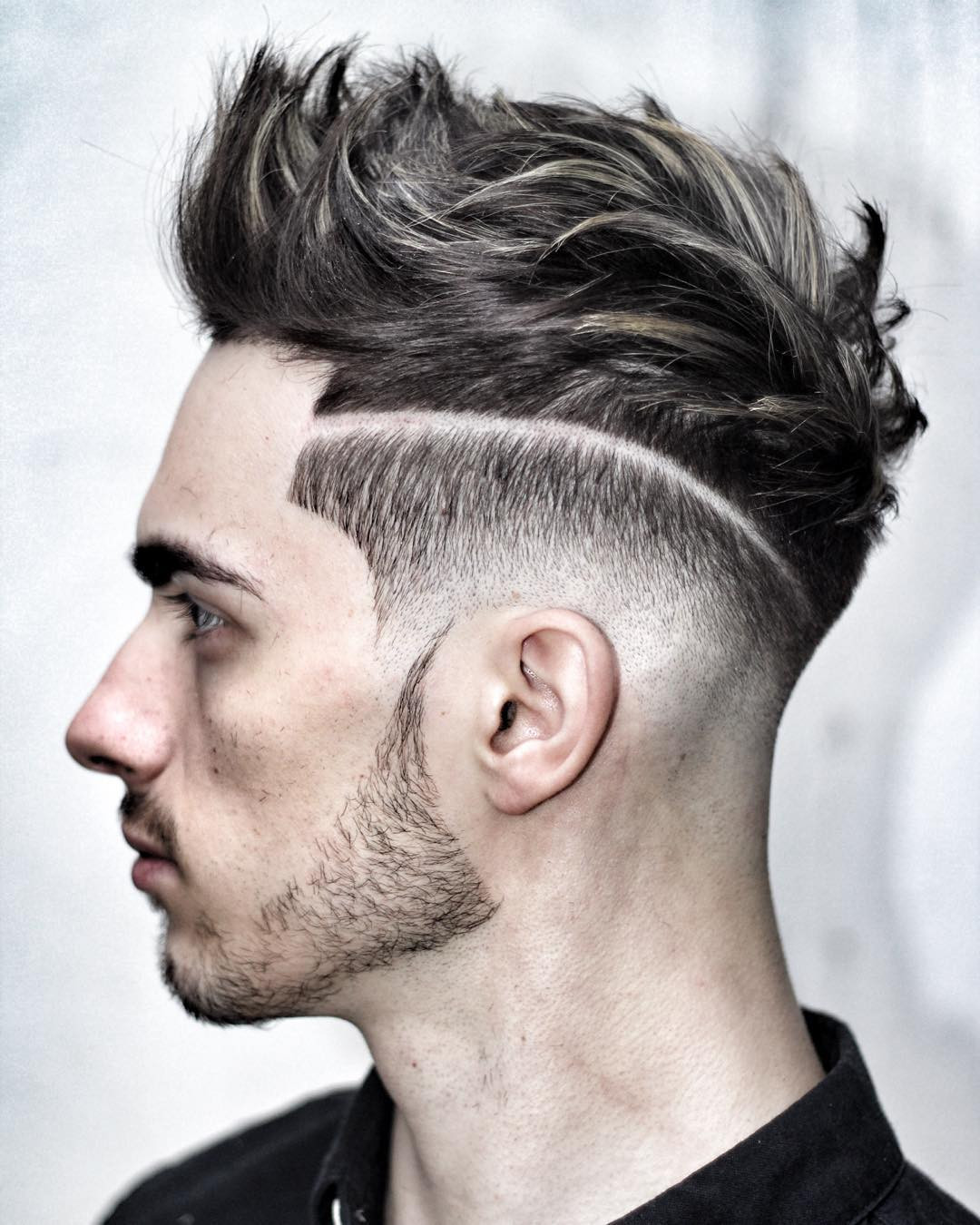 Best ideas about Mens Fade Hairstyle . Save or Pin 100 Best Men s Hairstyles New Haircut Ideas Now.