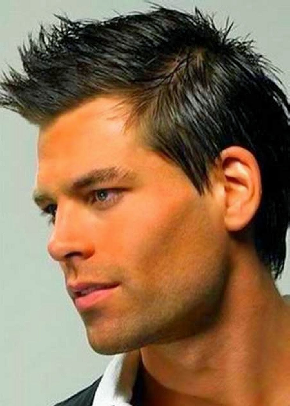Best ideas about Mens Haircuts . Save or Pin Trends Short Romance Hairstyles for Men 2014 Now.