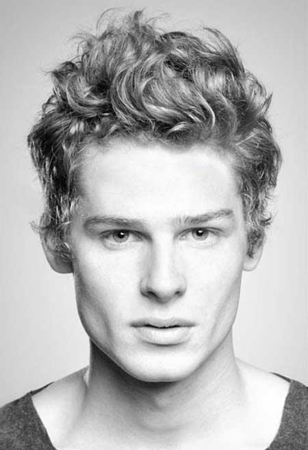 Best ideas about Mens Haircuts For Curly Hair . Save or Pin 7 Best Mens Curly Hairstyles Now.