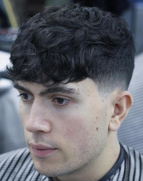 Best ideas about Mens Haircuts For Curly Hair . Save or Pin 45 Best Curly Hairstyles and Haircuts for Men 2019 Now.