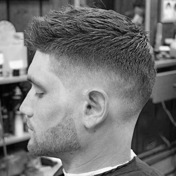 Best ideas about Mens Haircuts For Fine Hair . Save or Pin 60 Short Hairstyles For Men With Thin Hair Fine Cuts Now.