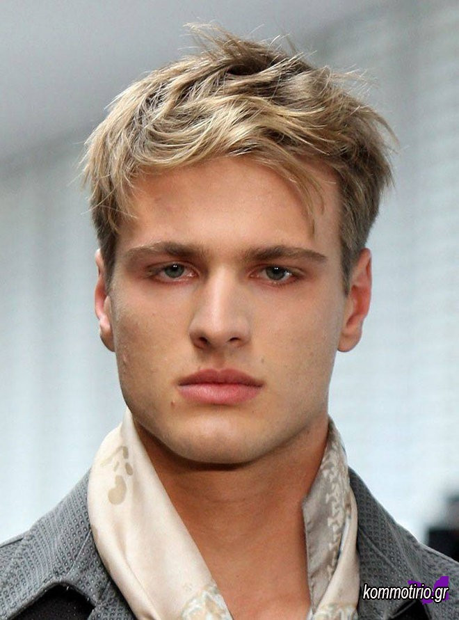 Best ideas about Mens Haircuts For Fine Hair . Save or Pin Κοντά κουρέματα για τους άνδρες 2015 Now.