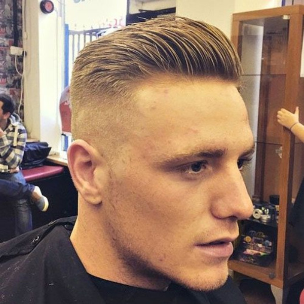 Best ideas about Mens Haircuts High And Tight . Save or Pin 20 High And Tight Haircuts For Men Now.