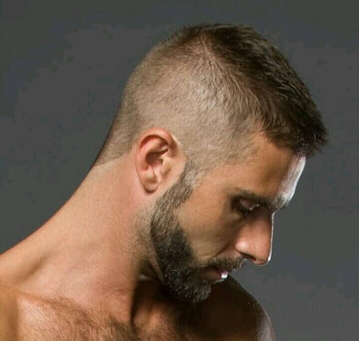 Best ideas about Mens Haircuts High And Tight . Save or Pin High and Tight Mens Hairstyle Now.