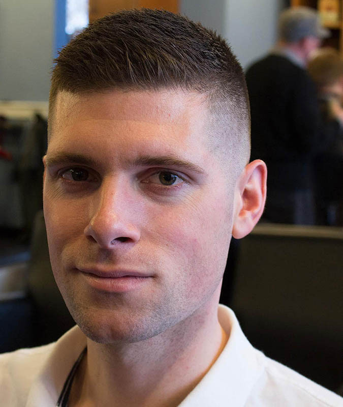 Best ideas about Mens Haircuts High And Tight . Save or Pin The High and Tight A Classic Military Cut for Men Now.
