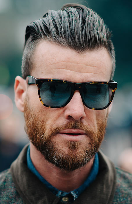 Best ideas about Mens Haircuts Widows Peak . Save or Pin 20 The Best Widow's Peak Hairstyles For Men Now.
