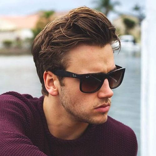 Best ideas about Mens Haircuts Widows Peak . Save or Pin 17 Best Widow s Peak Hairstyles For Men Now.