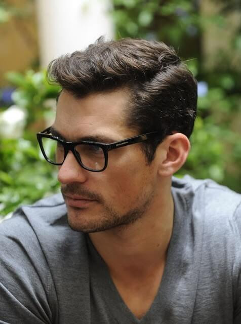 Best ideas about Mens Haircuts Widows Peak . Save or Pin 7 Great Hairstyles for Men with a Widows Peak Now.