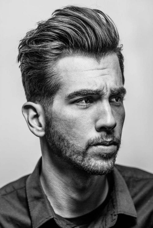 Best ideas about Mens Haircuts Widows Peak . Save or Pin 20 Best Widow s Peak Hairstyles For Men Now.
