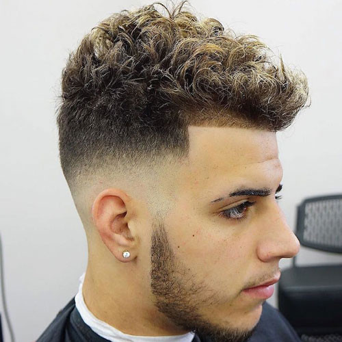Best ideas about Mens Hairstyle Curly . Save or Pin 39 Best Curly Hairstyles Haircuts For Men 2019 Guide Now.