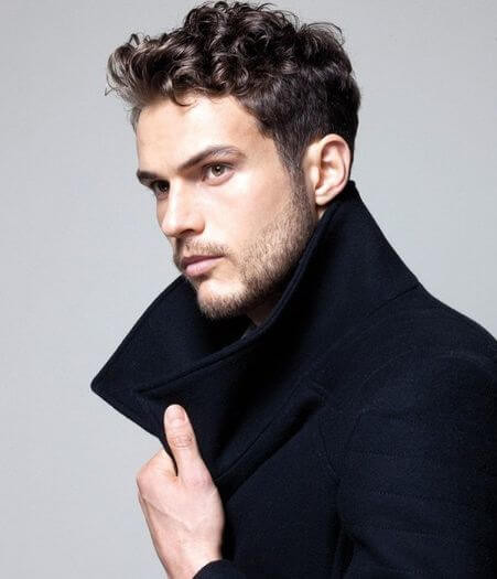 Best ideas about Mens Hairstyle Curly . Save or Pin 10 Trendy Hairstyles For Curly Hair Now.