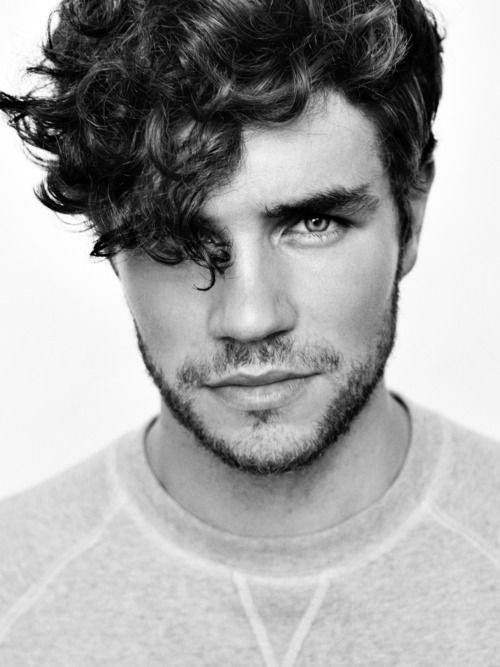 Best ideas about Mens Hairstyle Curly . Save or Pin 50 Long Curly Hairstyles For Men Manly Tangled Up Cuts Now.
