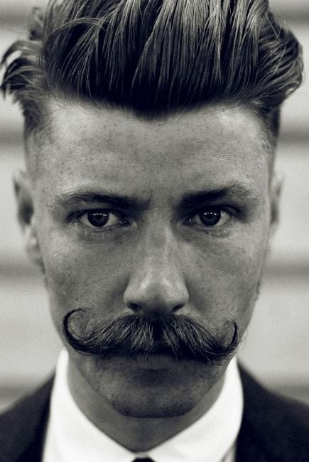 Best ideas about Mens Hairstyles 1940S . Save or Pin Try Vintage 12 Men s Vintage Hairstyles from 1940s Now.