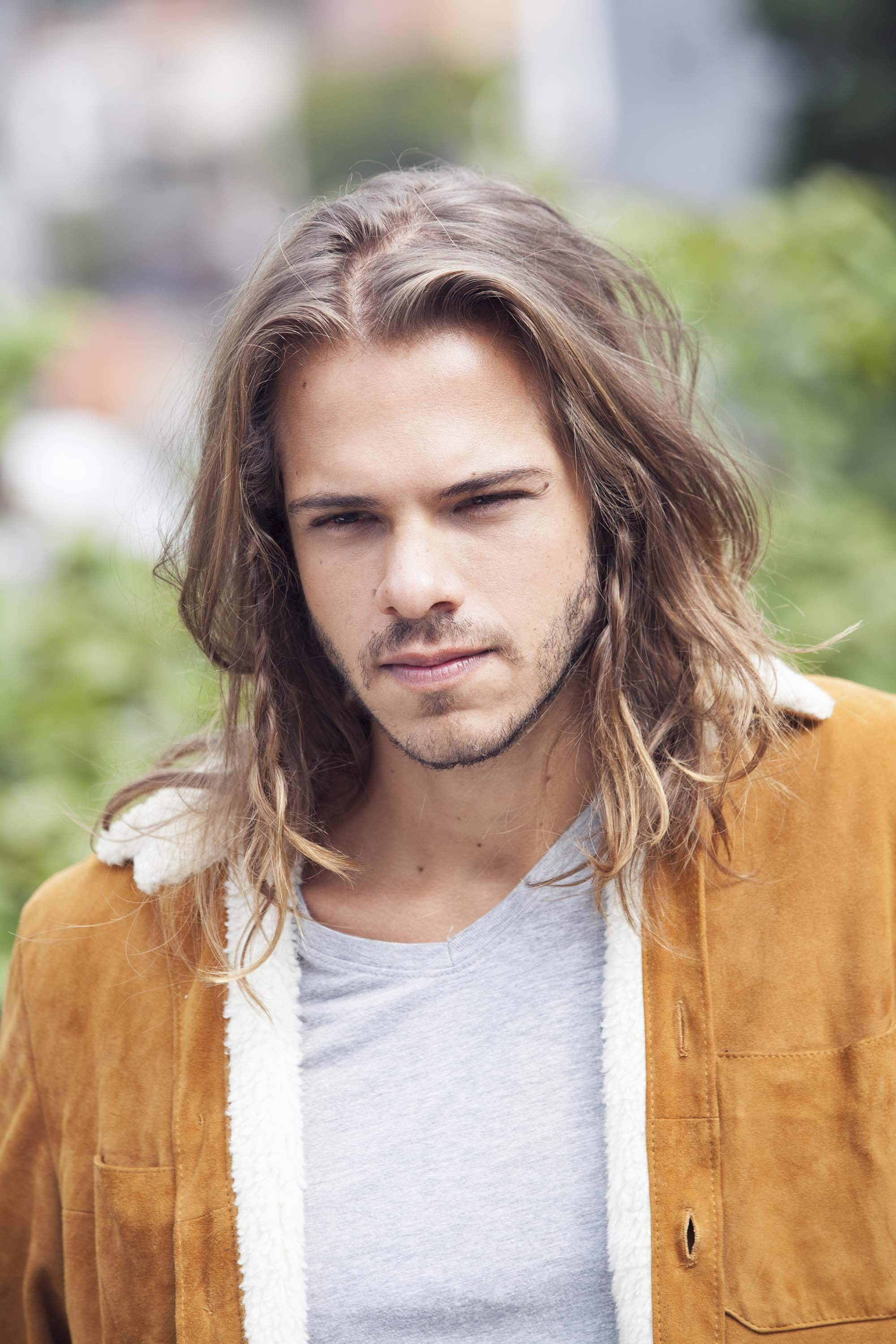 Best ideas about Mens Hairstyles For Long Hair . Save or Pin Edgy long hairstyles men can pull off Now.