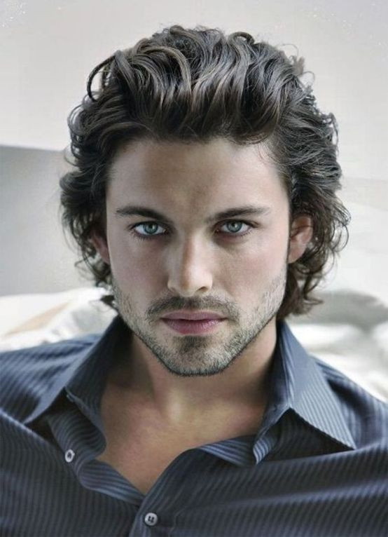 Best ideas about Mens Hairstyles For Long Hair . Save or Pin 17 Best ideas about Men s Long Haircuts on Pinterest Now.