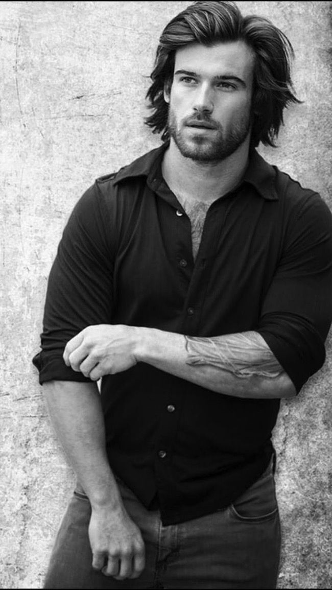 Best ideas about Mens Hairstyles For Long Hair . Save or Pin Best 25 Long hairstyles for men ideas on Pinterest Now.