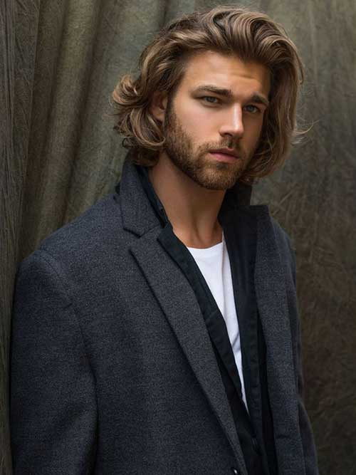 Best ideas about Mens Hairstyles For Long Hair . Save or Pin 25 Long Hairstyles Men Now.