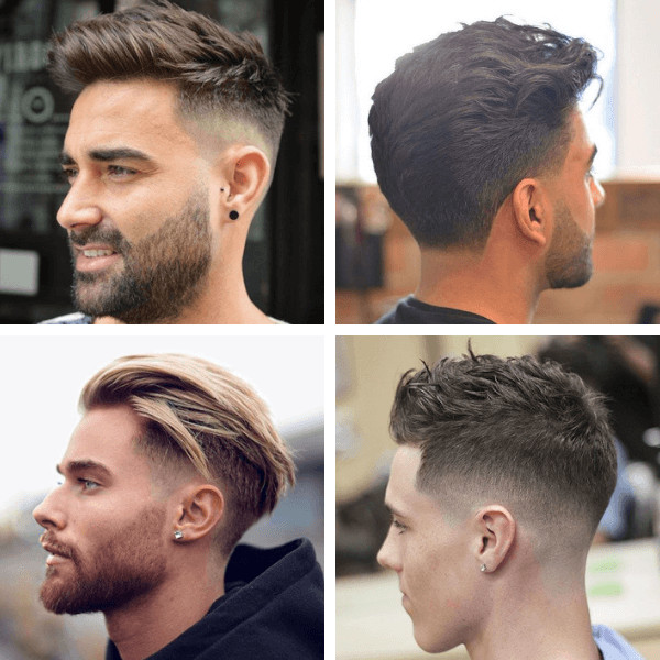 Best ideas about Mens Hairstyles Summer 2019 . Save or Pin 7 The Best Hairstyles For Balding Men 2019 Now.