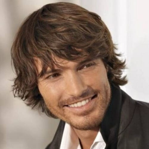 Best ideas about Mens Shaggy Hairstyle . Save or Pin 50 Shaggy Hairstyles for Men Men Hairstyles World Now.