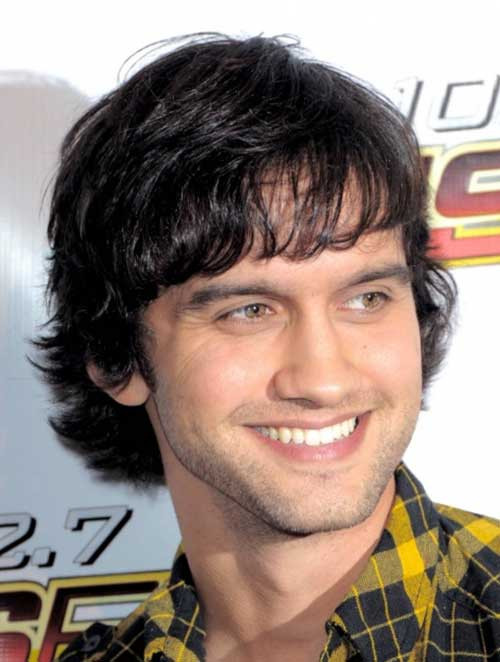 Best ideas about Mens Shaggy Hairstyle . Save or Pin 15 Shaggy Mens Hairstyles Now.