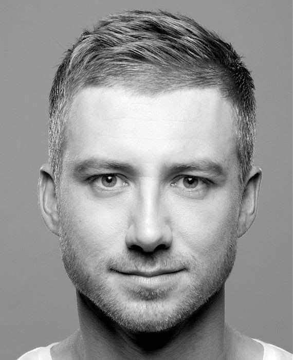 Best ideas about Mens Short Blonde Hairstyles . Save or Pin 205 best images about hairstyle men on Pinterest Now.