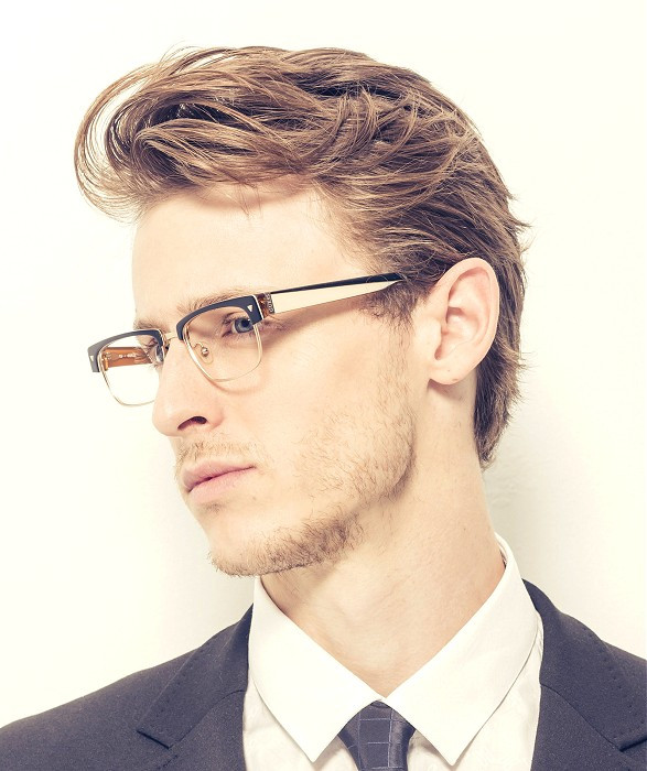 Best ideas about Mens Short Blonde Hairstyles . Save or Pin A Short Blonde hairstyle From the Don't Worry Be Free Now.