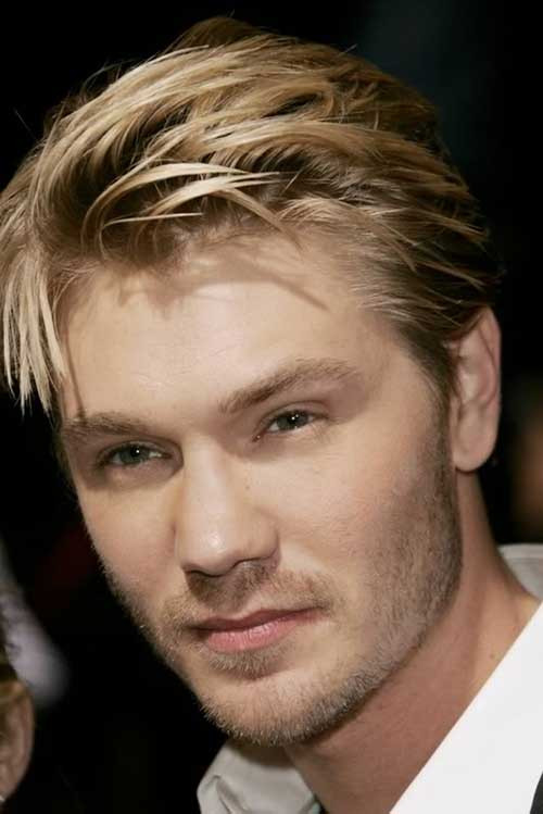 Best ideas about Mens Short Blonde Hairstyles . Save or Pin 30 Cool Blonde Men Hairstyle Mens Craze Now.