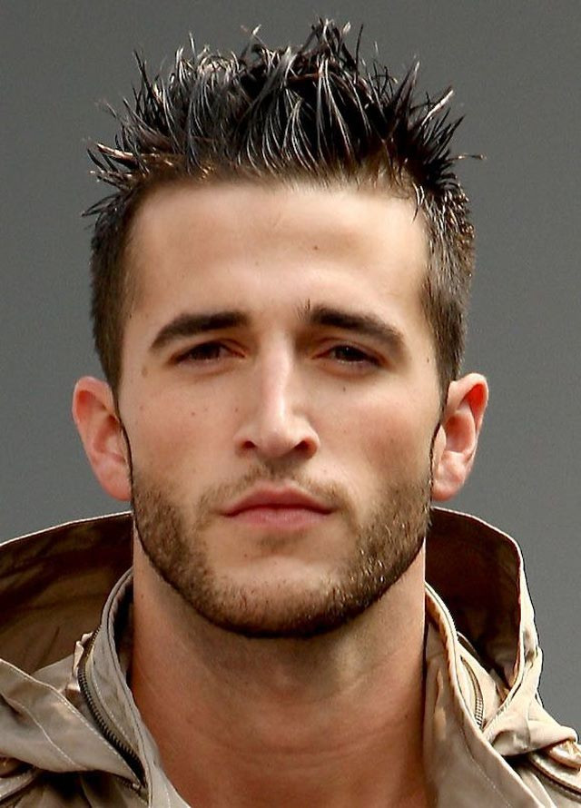 Best ideas about Mens Spiky Haircuts . Save or Pin 25 Best Short Spiky Haircuts For Guys Now.