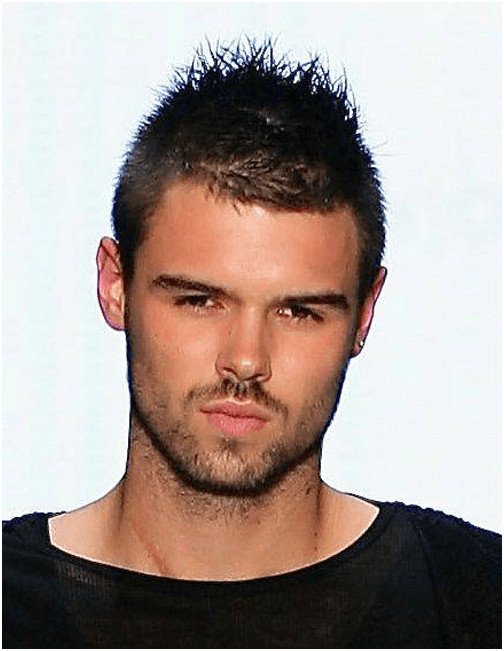 Best ideas about Mens Spiky Haircuts . Save or Pin 56 Amazing Short Hairstyles and Haircuts For Men Now.