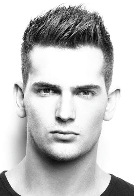 Best ideas about Mens Spiky Haircuts . Save or Pin 22 Most Attractive Short Spiky Hairstyles for Men in 2017 Now.