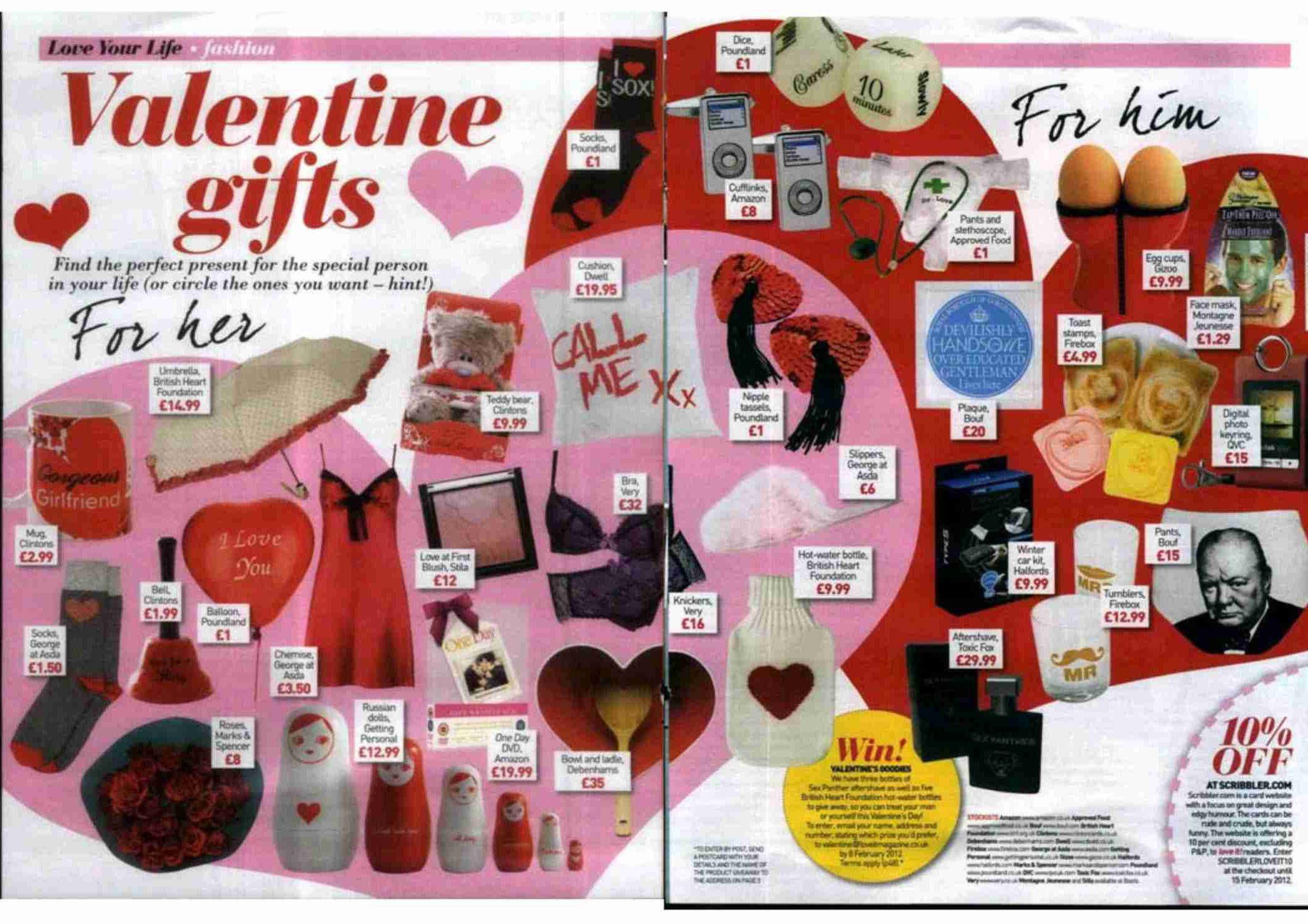 Best ideas about Mens Valentine Gift Ideas . Save or Pin Valentine Gift Ideas For Men Now.