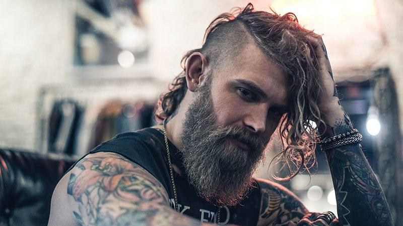 Best ideas about Mens Viking Hairstyles . Save or Pin 15 Cool Viking Hairstyles for the Rugged Man The Trend Now.