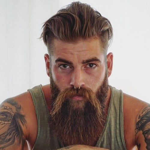 Best ideas about Mens Viking Hairstyles . Save or Pin 54 Viking Hairstyles Now.